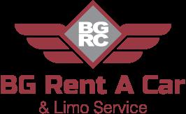 renta a car, belgrade rent a car, BG Rent a car & Limo service logo