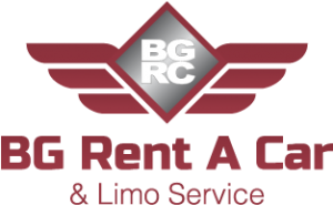 renta a car, belgrade rent a car, BG Rent a car & Limo service logo