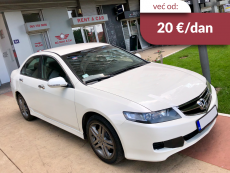 renta a car, belgrade rent a car, BG Rent a car & Limo service Honda Accord